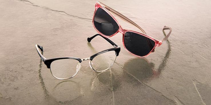 2for1 designerbriller vælg solbrille som 2. par