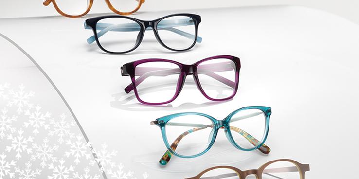 Spar 50 % på alle briller