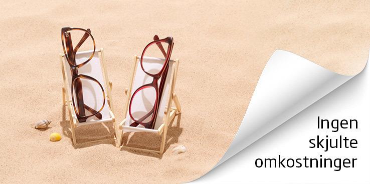 2for1 den billigste brille er altid gratis