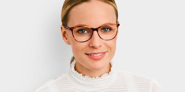 Køb briller fra 795 kr. og få gratis flerstyrkeglas