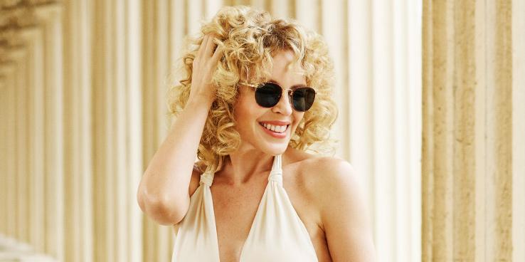 Kylie Minogue Eyewear solbriller indgår lige nu i vores 2for1 tilbud