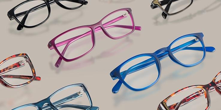 Vi holder udsalg på briller, hvor du kan få et brillestel fra kun 100 kr.
