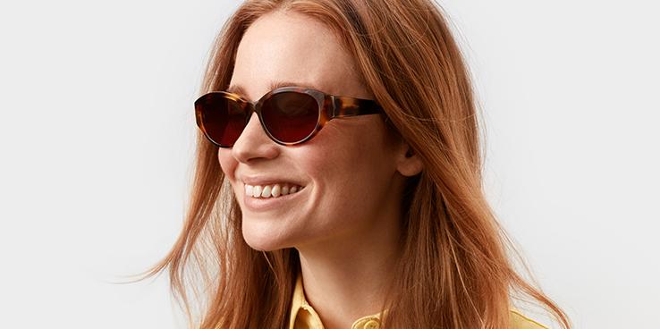 Find en solbrillestil, der passer til dig