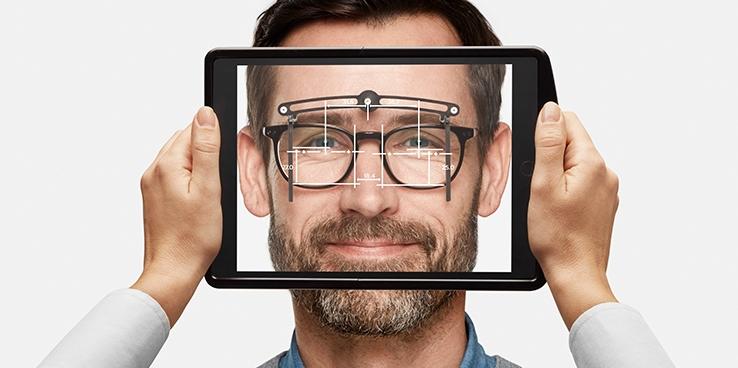 Præcist tilpassede flerstyrkeglas
