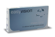 Easyvision monthly irisian toric
