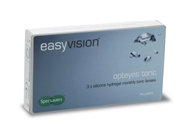 Easyvision monthly opteyes toric