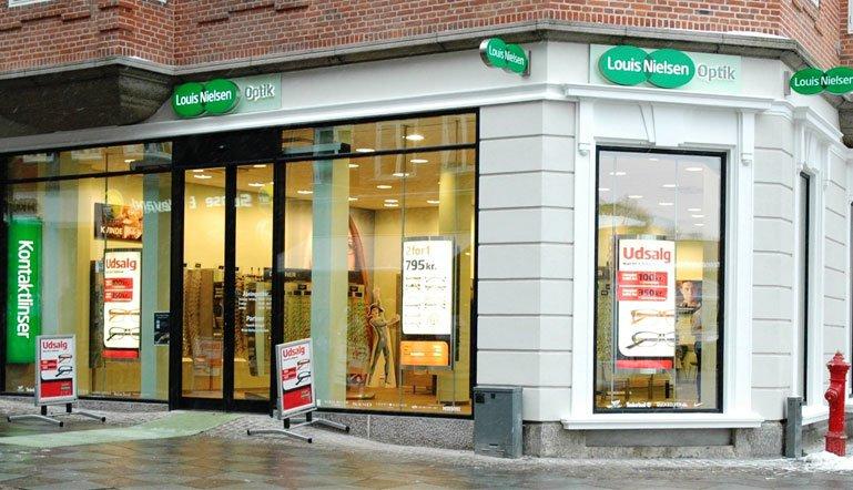 Optiker Odense – Find briller og kontaktlinser her | Louis