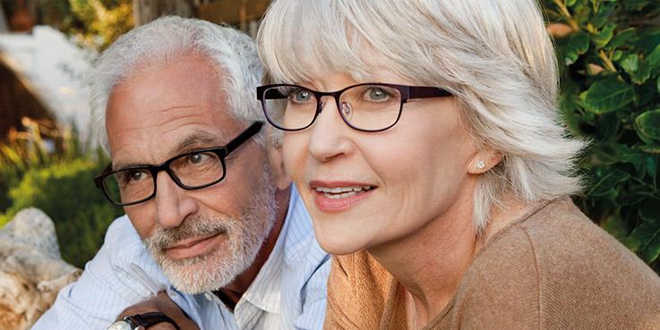 650dd4abdee9 Få briller med glidende overgang - Se dine muligheder her!